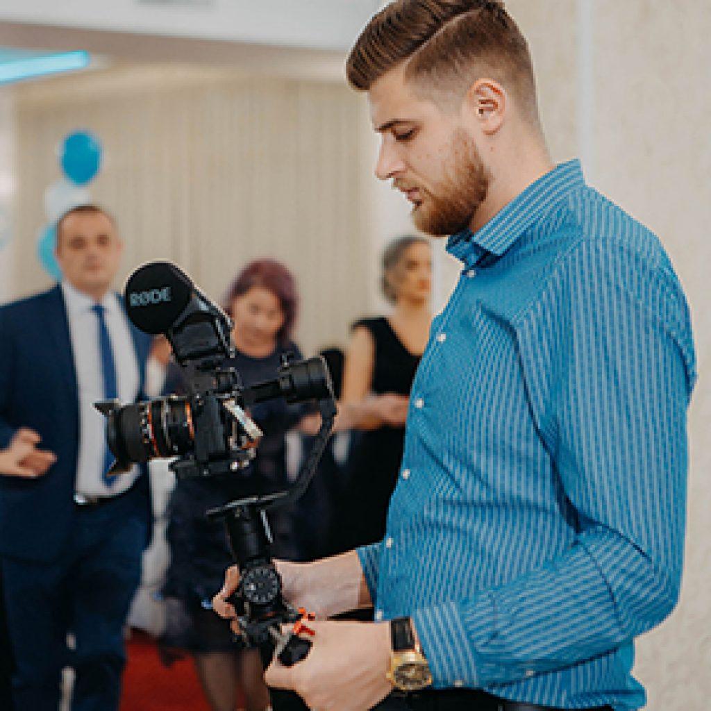 Robert Lucaci videograf
